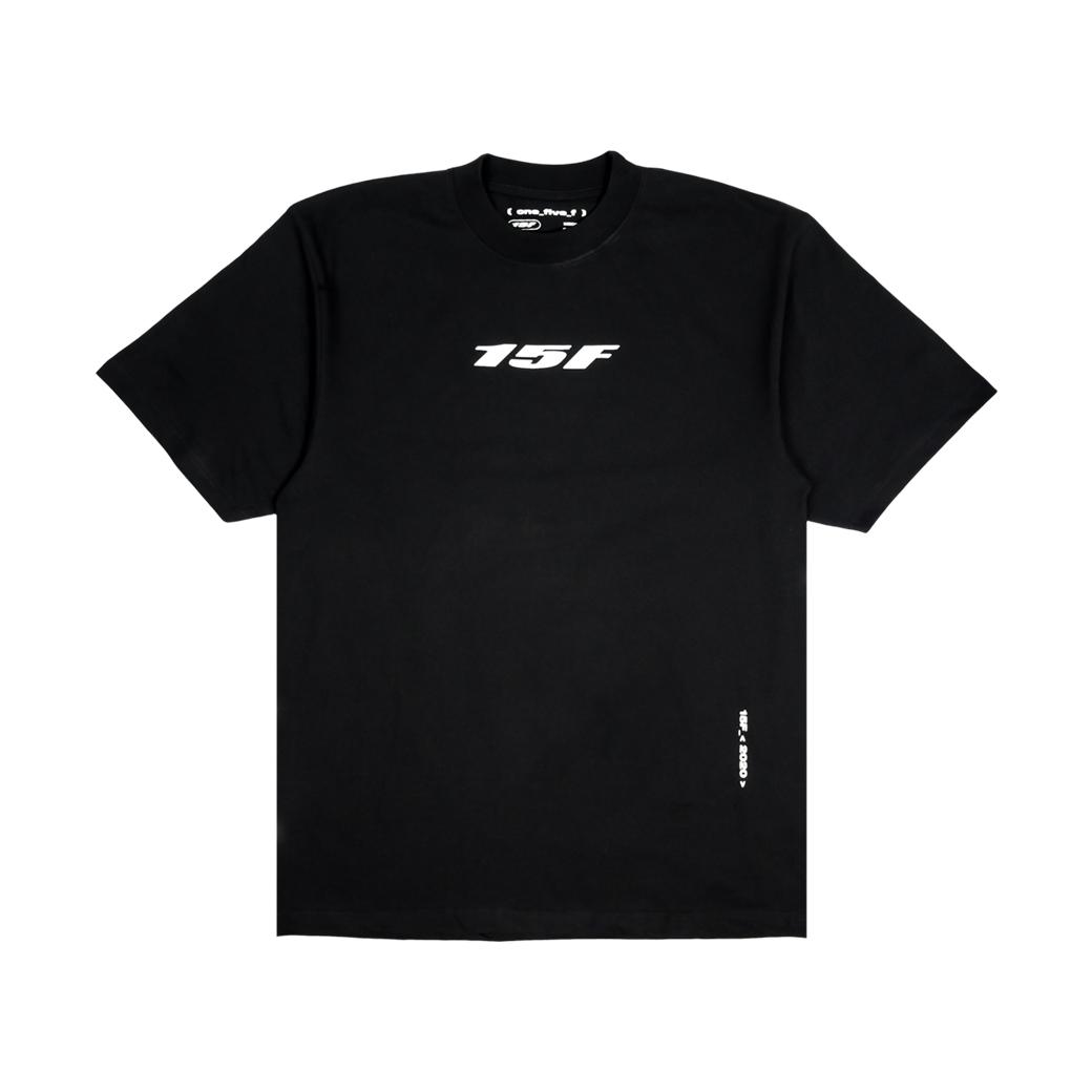 15F BASIC VER.02 T-SHIRT BLACK