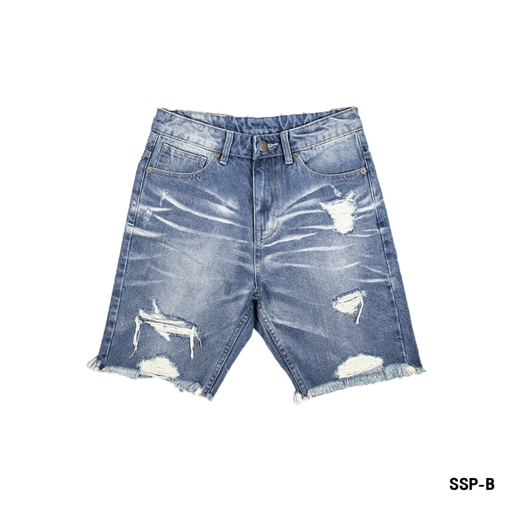 SEP SSP-B BLUE JEANS SHORTS