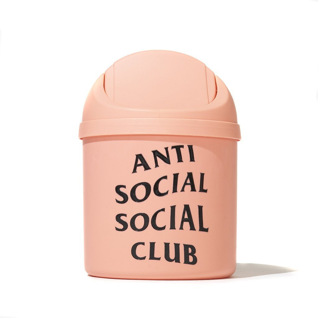 ANTI SOCIAL SOCIAL CLUB TRASHED NUDE PEACH
