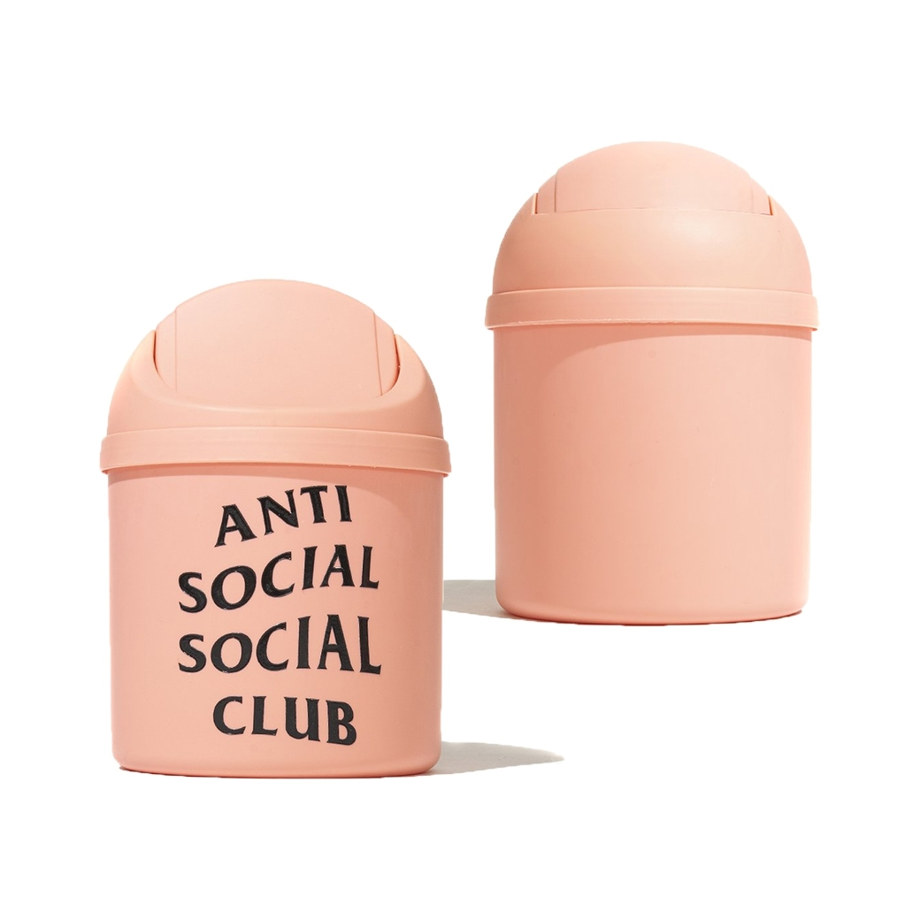 ANTI SOCIAL SOCIAL CLUB TRASHED NUDE PEACH