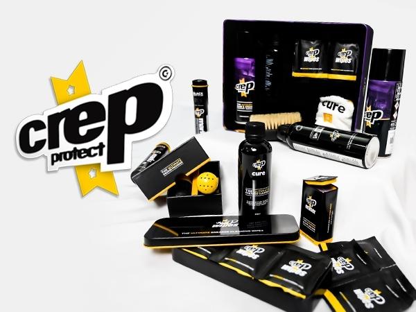 CREP PROTECT สเปรย์เคลือบกันน้ำและคราบสกปรก, ผลิตภัณฑ์ดูแลรักษารองเท้า จากประเทศอังกฤษ