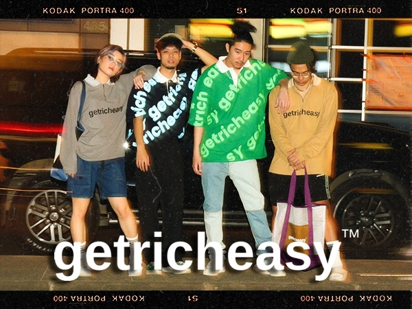 GETRICHEASY FEB 2021 COLLECTIONS