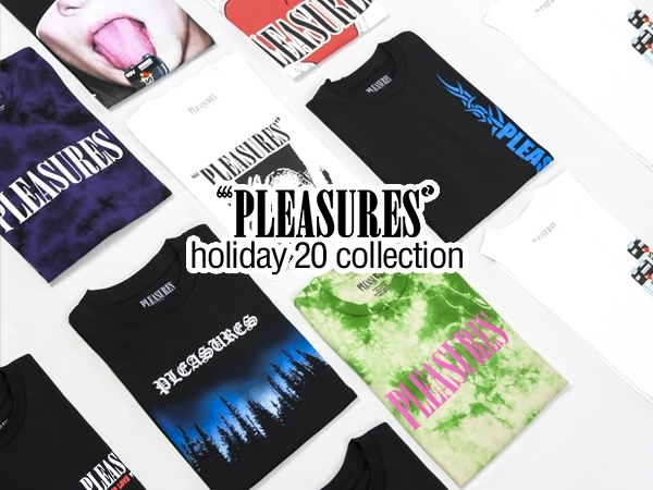 PLEASURES HOLIDAY 2020 COLLECTION