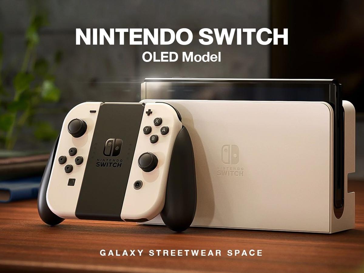 #galaxynews คอเกมส์เตรียมเงินของคุณไว้ให้พร้อมสำหรับ Nintendo Switch (OLED Model)