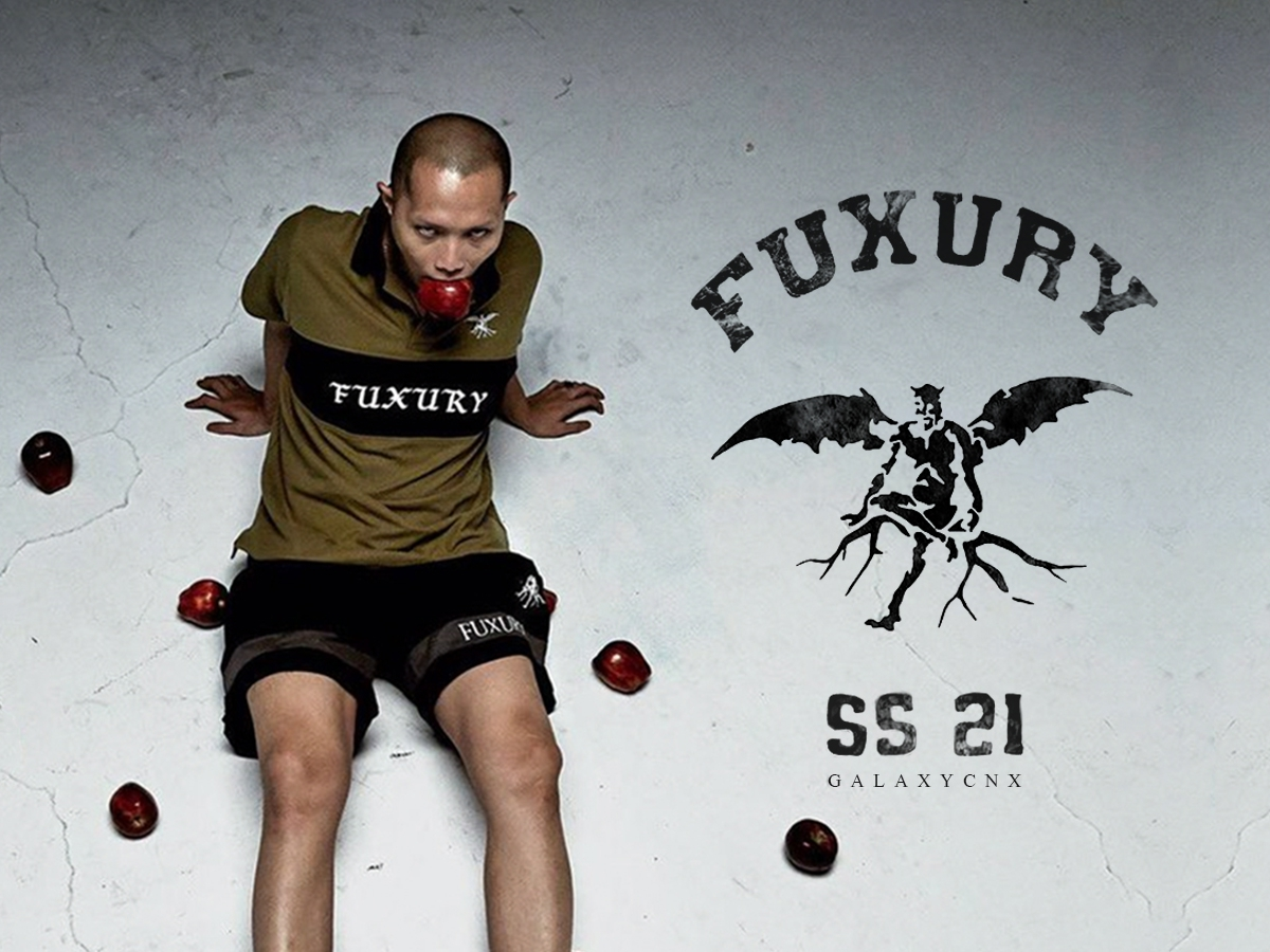 FUXURY SS21 1st DROP NOW