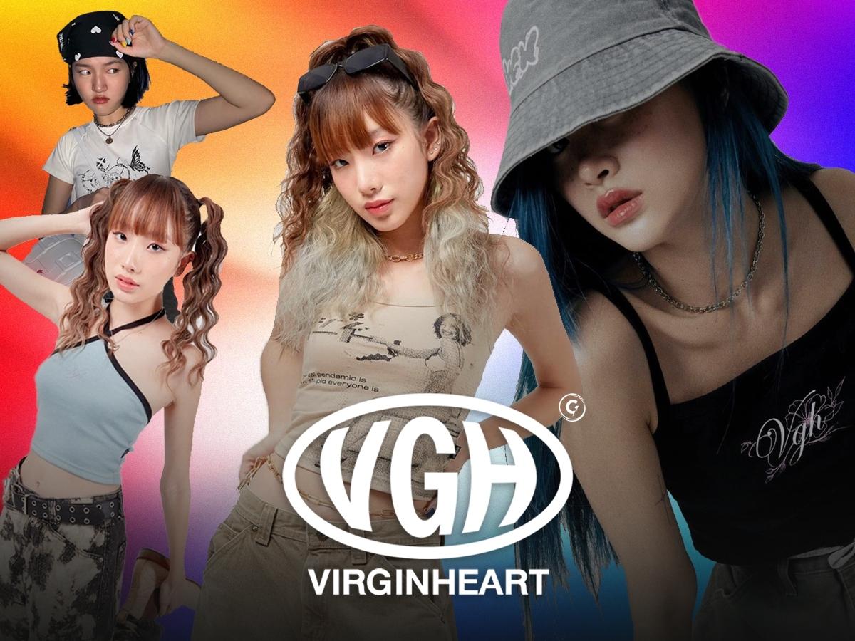 V.G.H. (Virgin Heart) Y2K FASHION ที่จะกลับมาฮอตฮิตในปี 2021