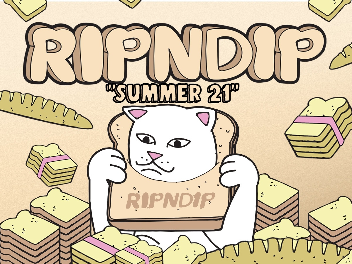 RIPNDIP SUMMER21 COLLECTION