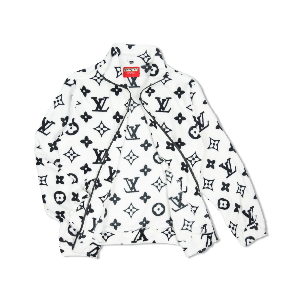 BOOTLESS PUFFY JACKET WHITE