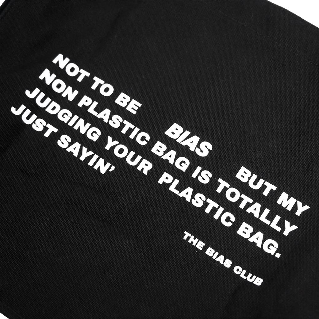 BIAS JUDGING TOTE BAG SMALL
