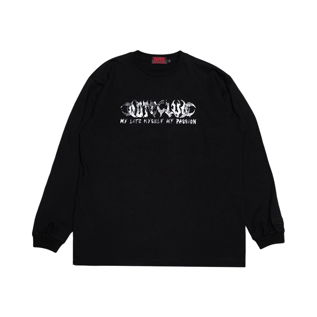 DOTE  GAMEOVER COSTOMIZE SERIES L/S T-SHIRT
