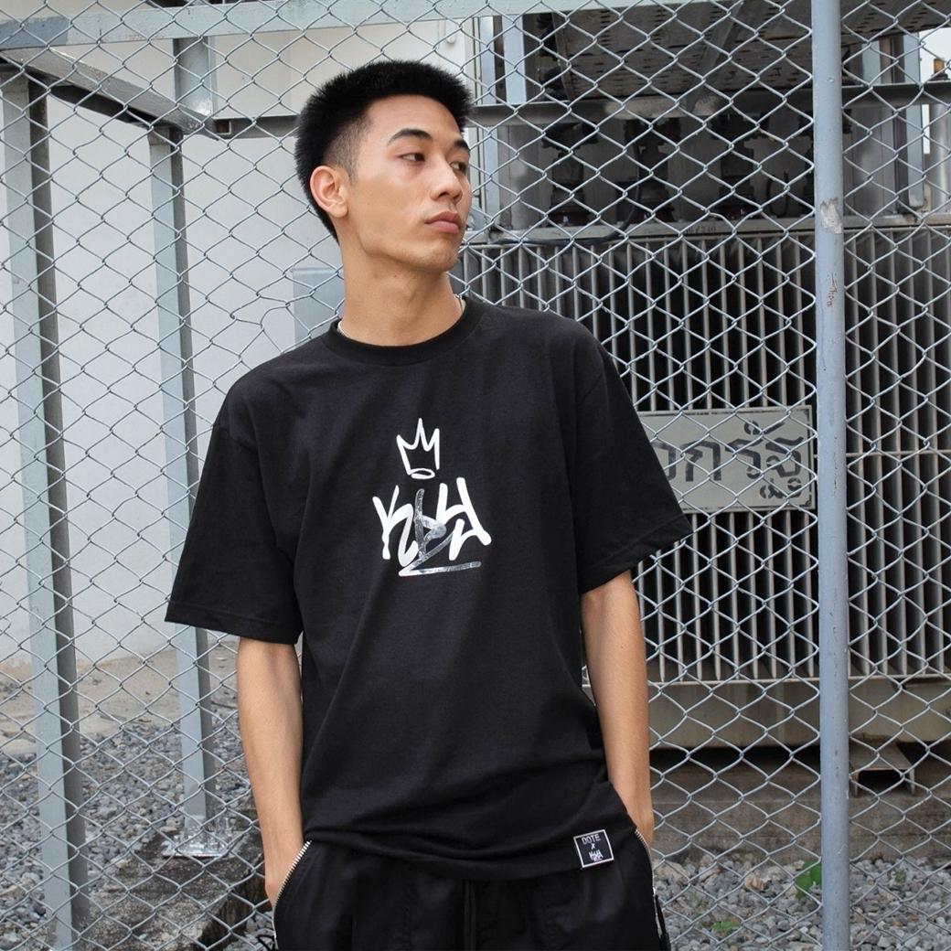 DOTE X K6Y T-SHIRT BLACK