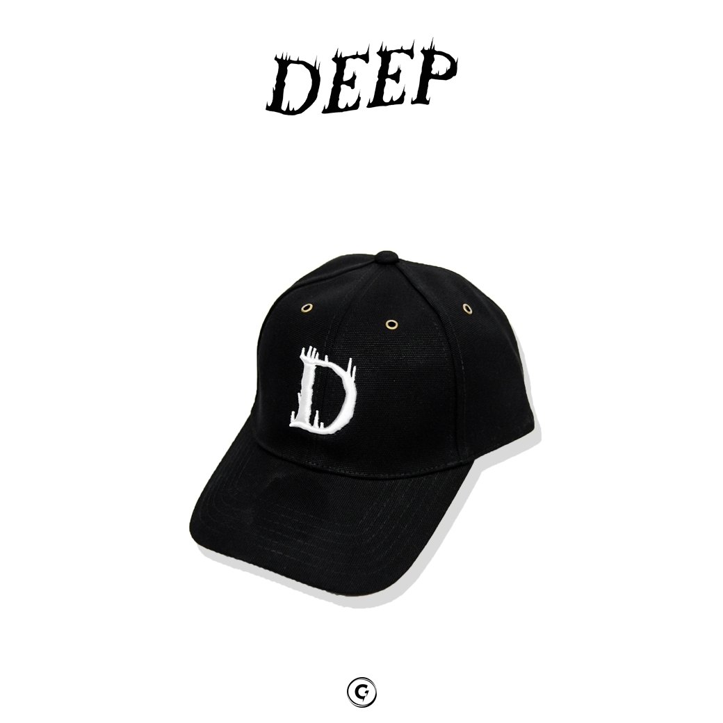 DEEP D LOGO CAP