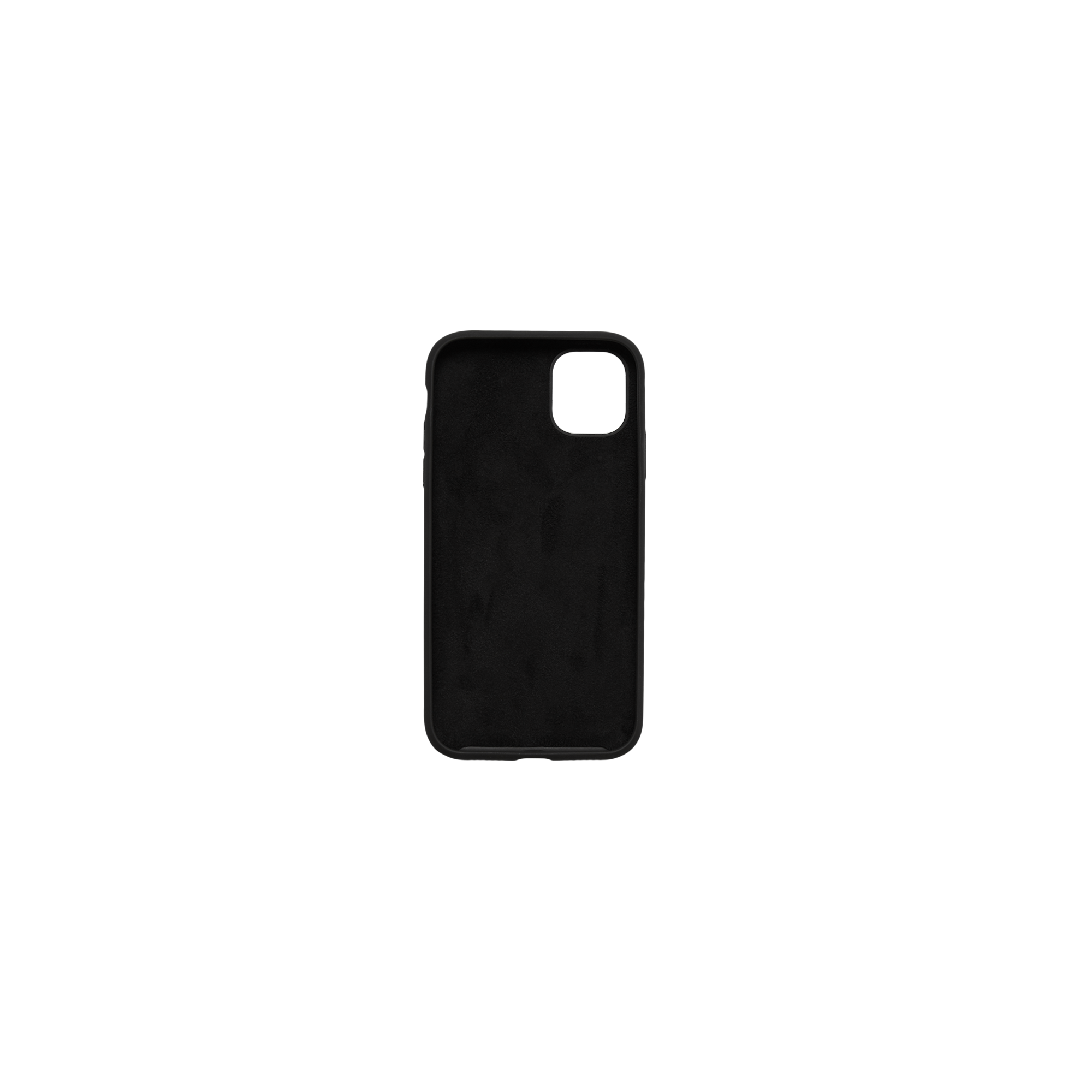 FUXURY LOGO IPHONE CASE BLACK