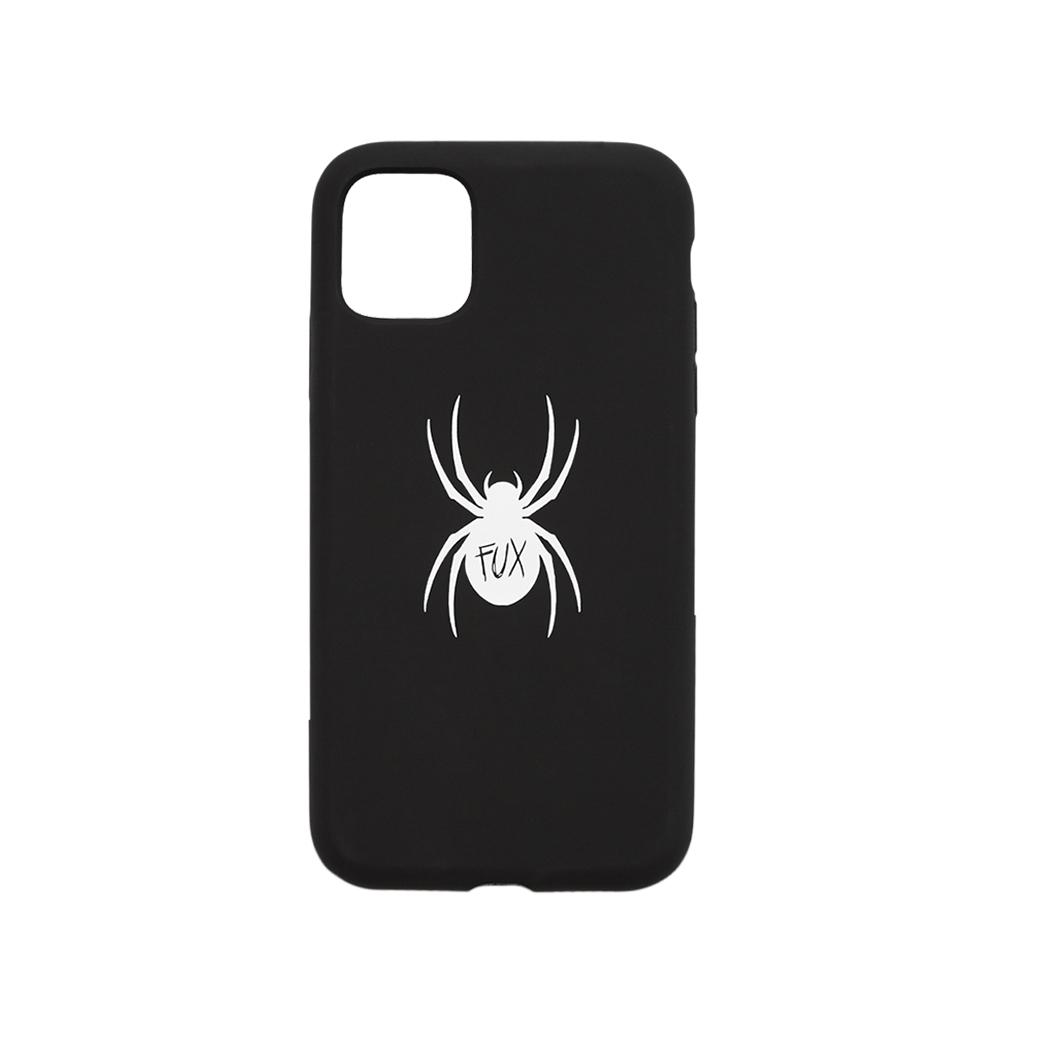 FUXURY SPIDER IPHONE CASE BLACK
