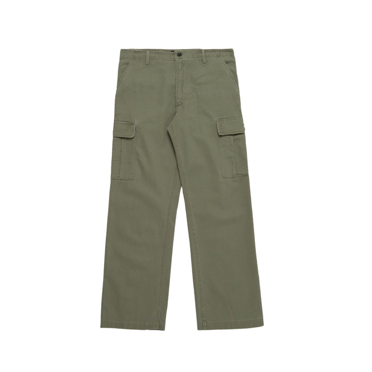FUXURY SPIDER WASHED CARGO PANTS KHAKI