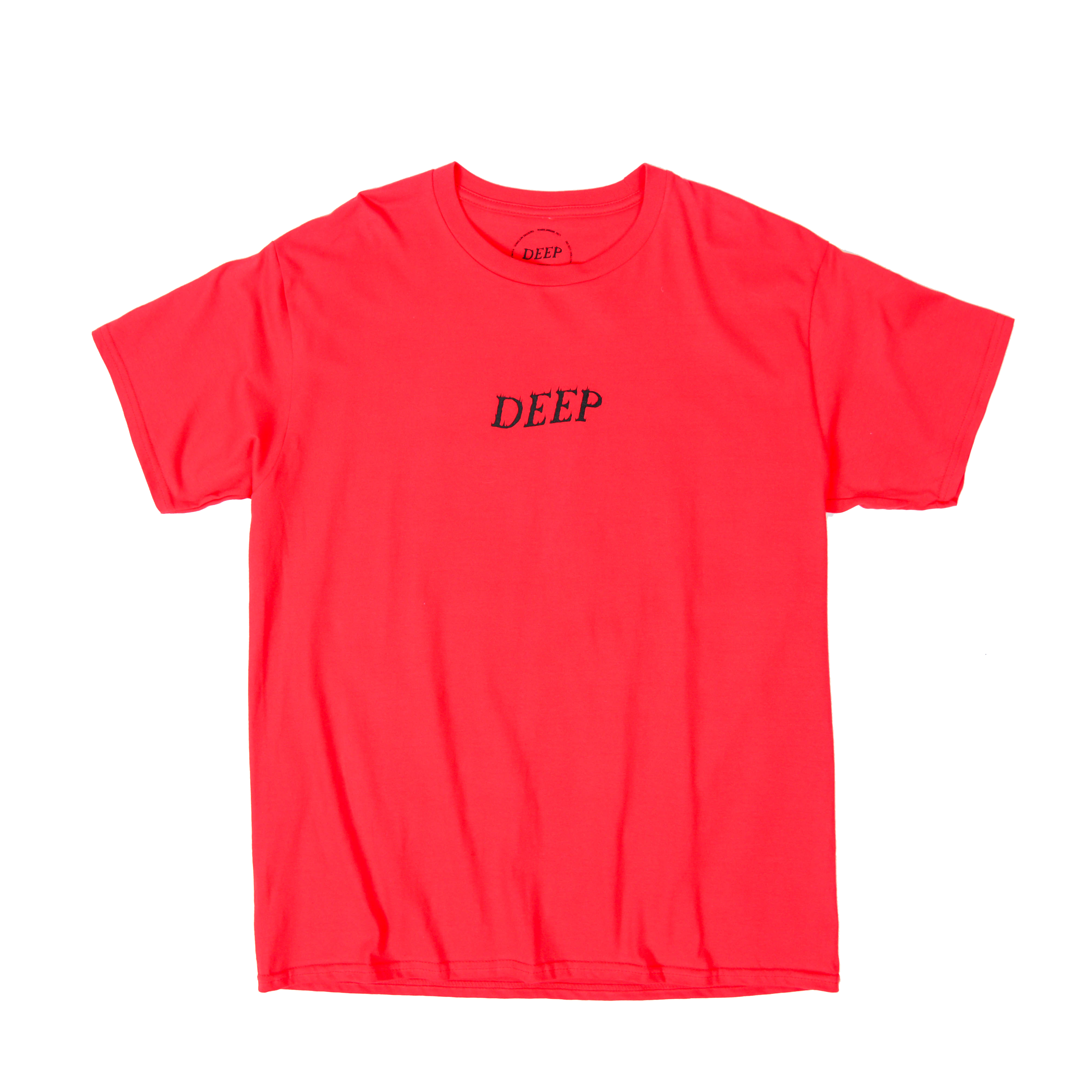 DEEP HUMAN COMBUSTION TEE