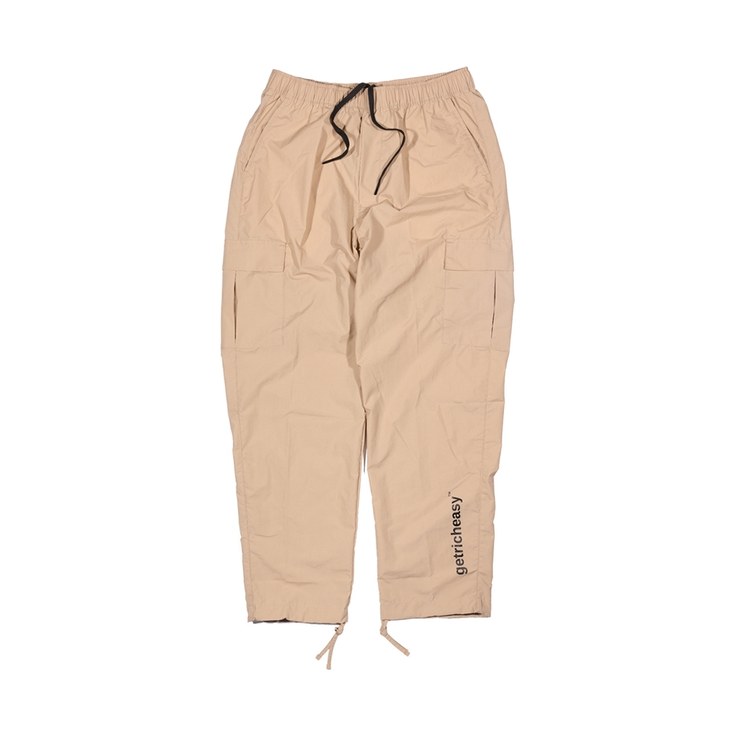 GET RICH EASY OUTDOOR PANTS KHAKI