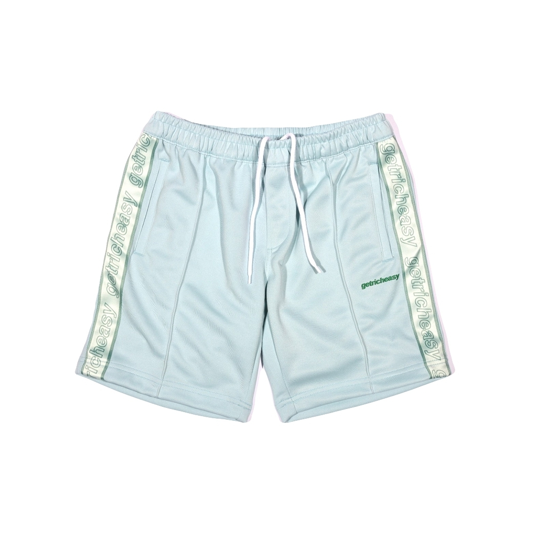 GET RICH EASY TAPED TRACK SHORTS MINT