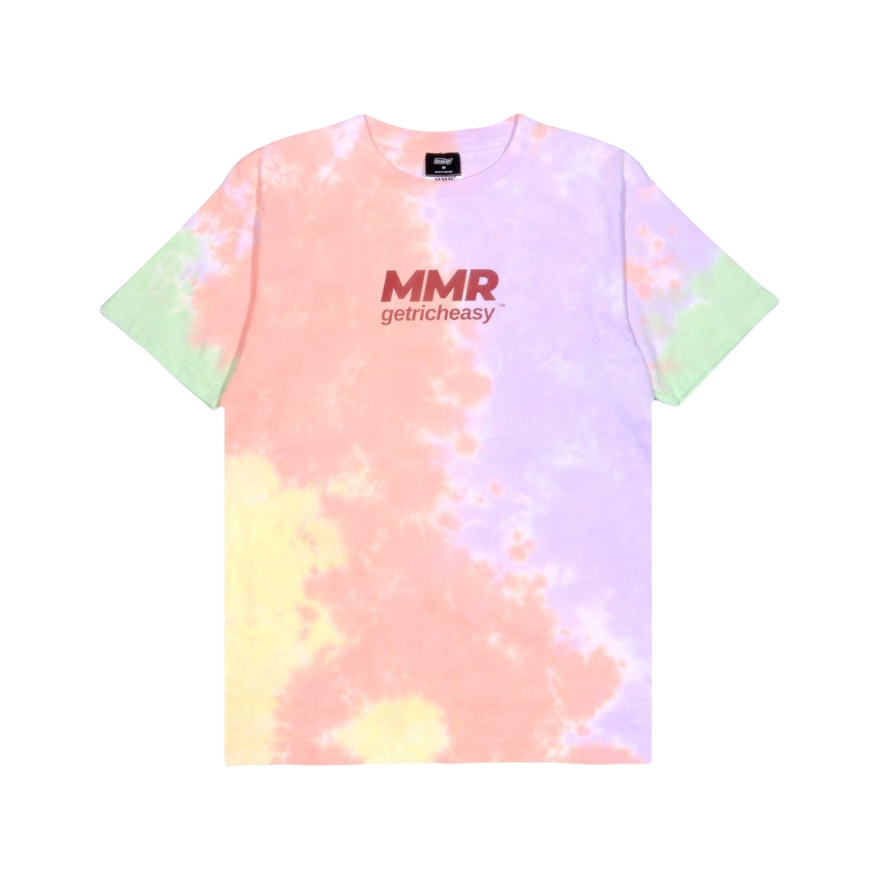GET RICH EASY X MMR TEE CANDY