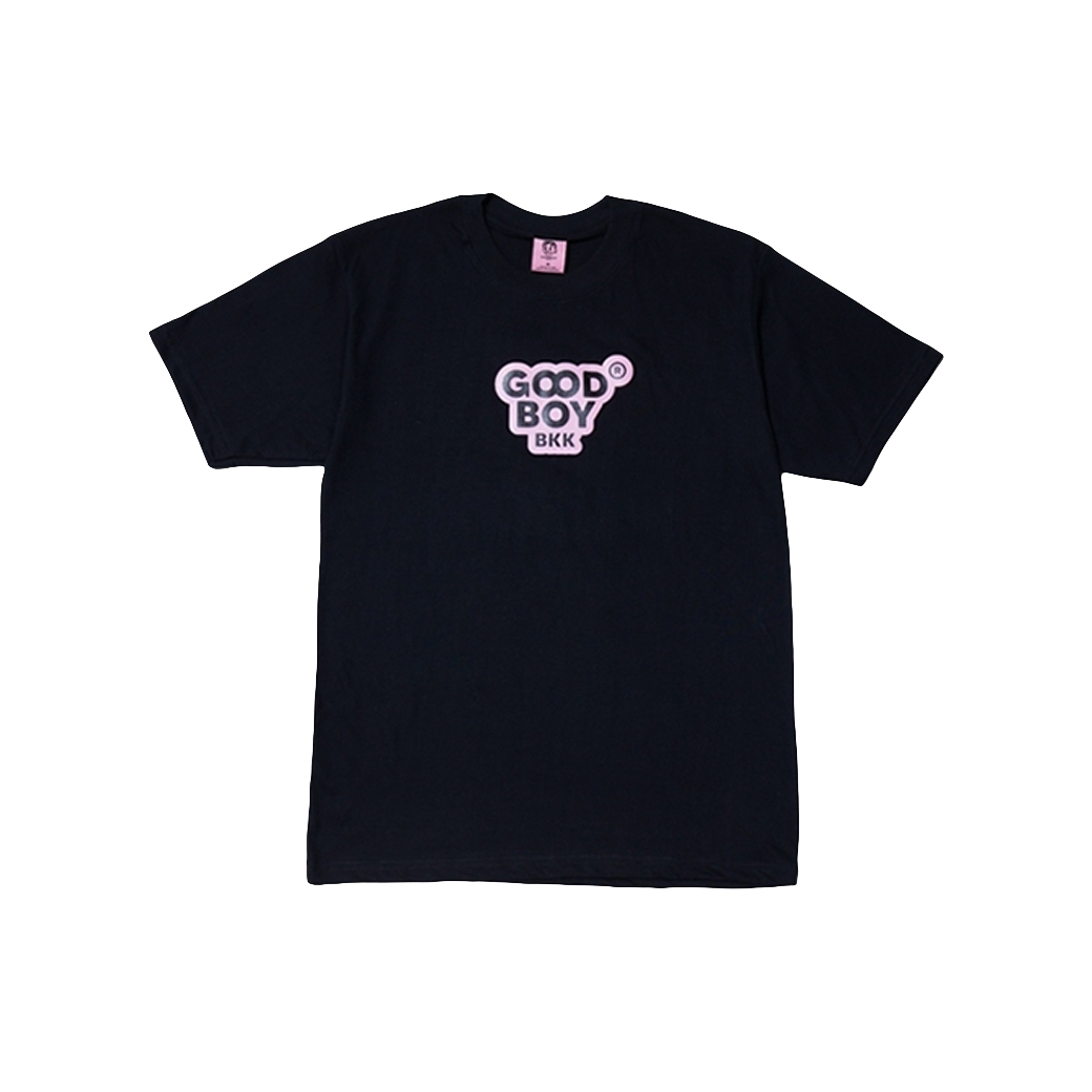 GOODBOY LOGO TEE BLACK