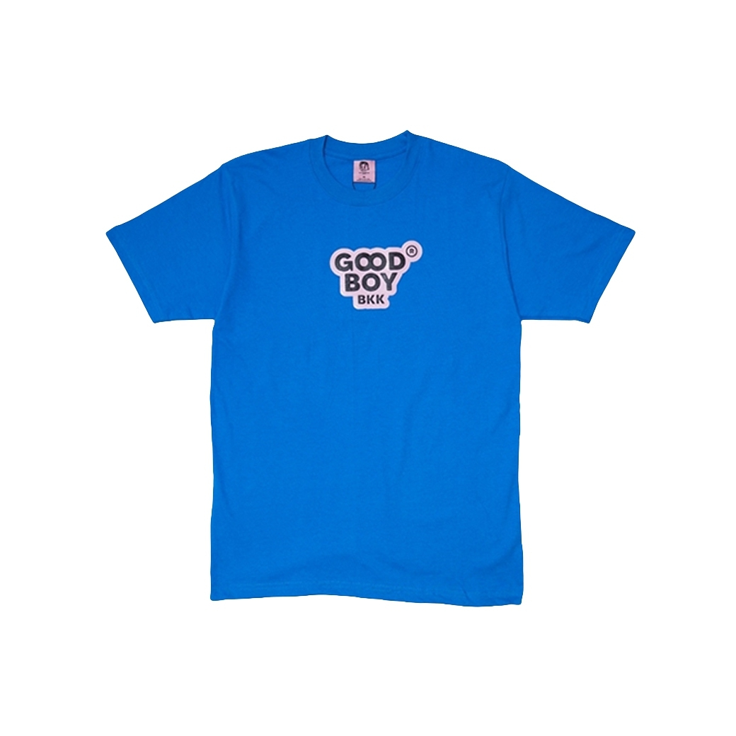 GOODBOY LOGO TEE BLUE