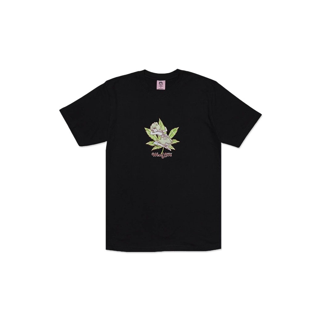 GOODBOY WEED LOVE TEE BLACK
