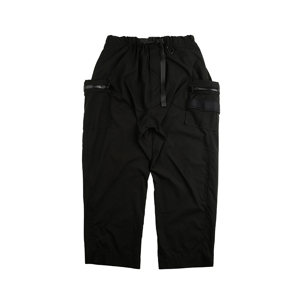 JWEEP LP1-E2W STRETCH PANTS BLACK