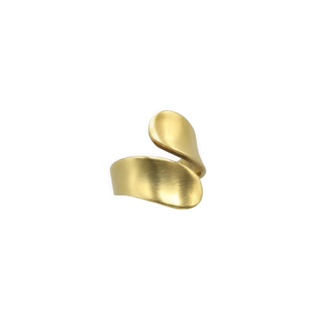 JMILLEX AMARA FINGER BAND GOLD