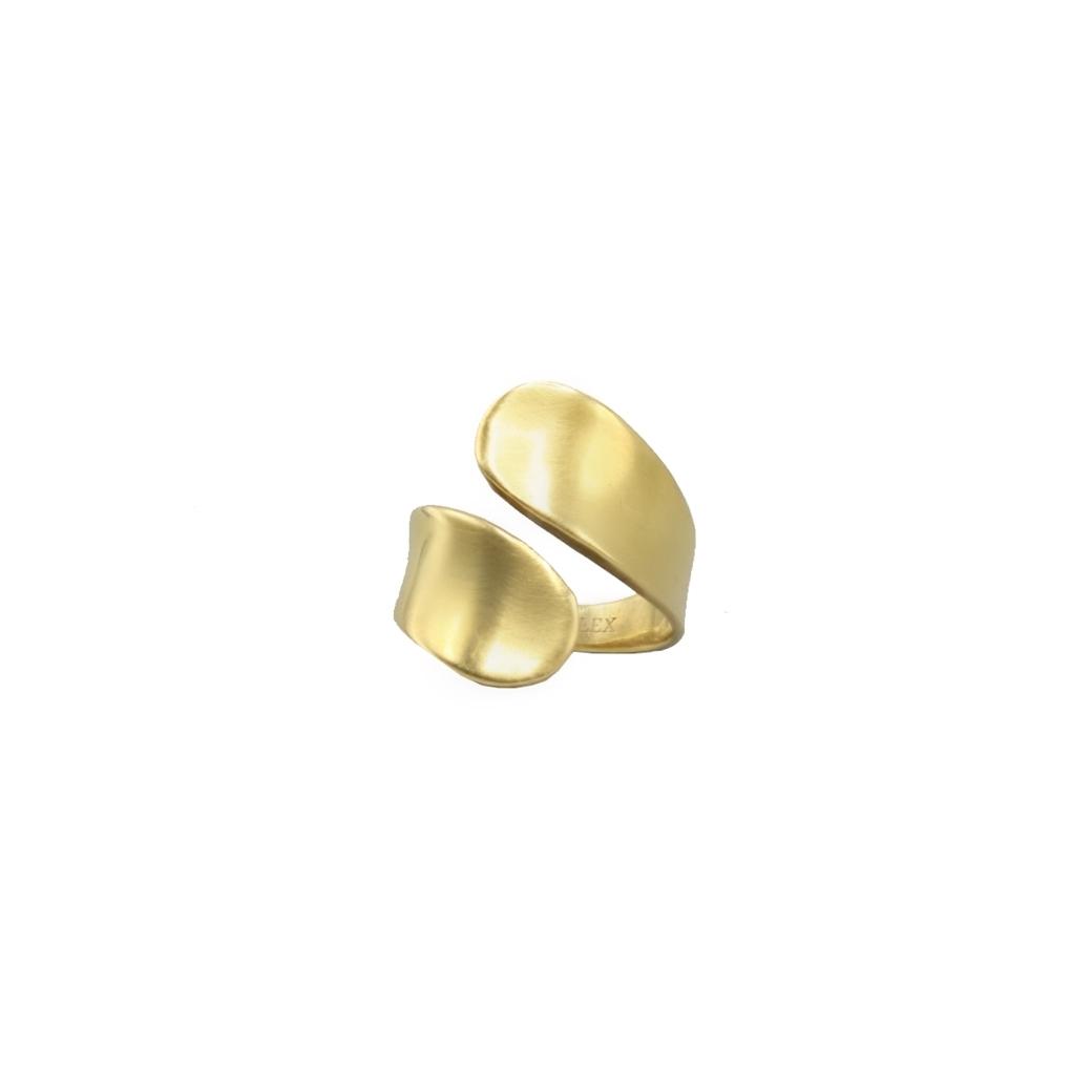 JMILLEX AMARA FINGER BAND GOLD