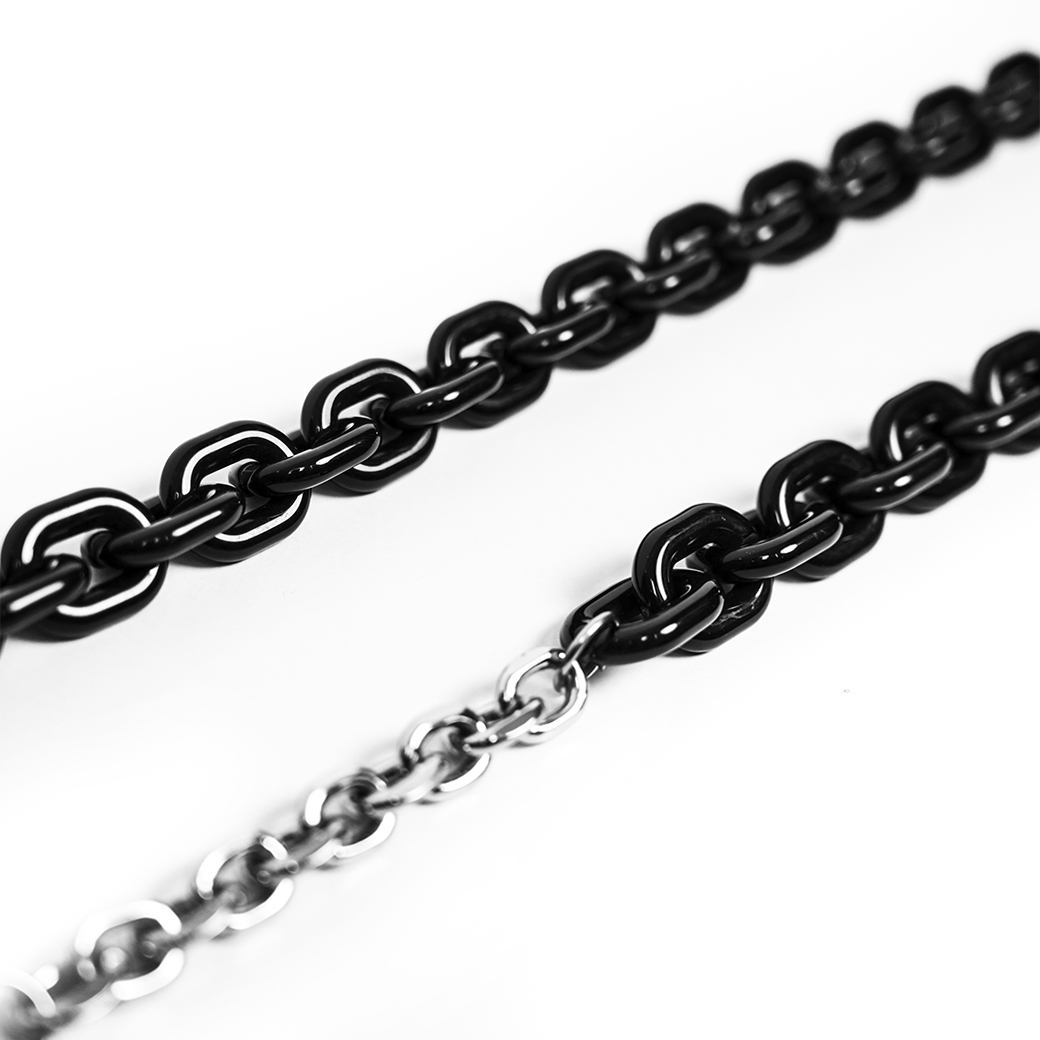 JMILLEX CHAINED UP NO1 BLACK