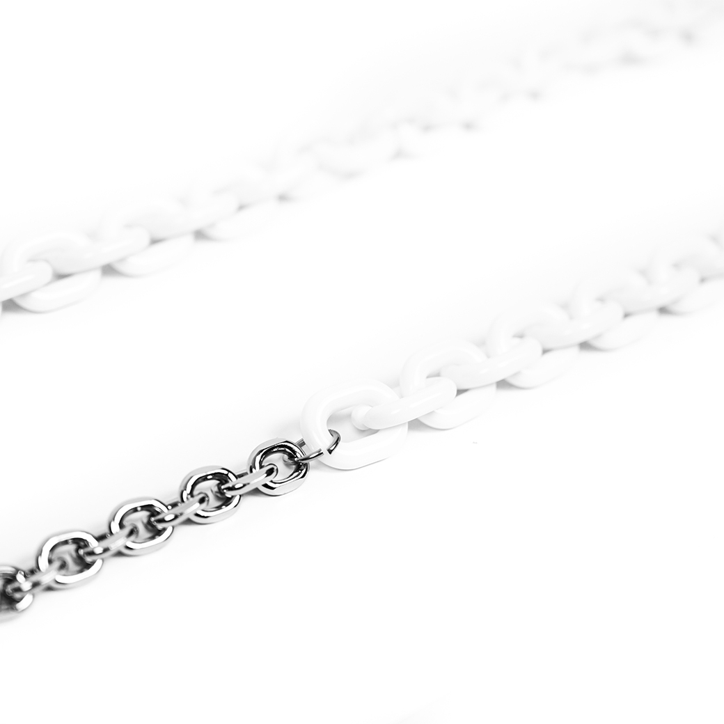 JMILLEX CHAINED UP NO1 WHITE