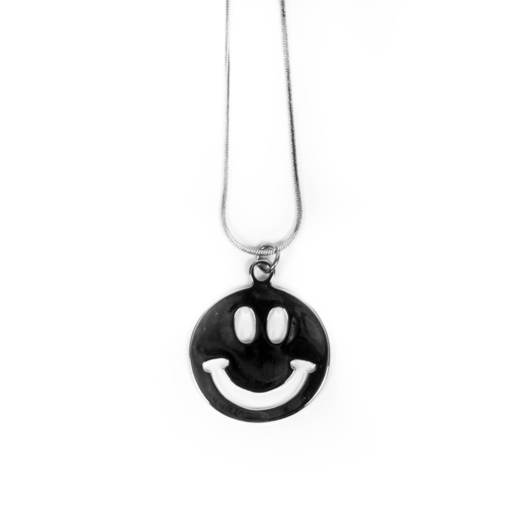 JMILLEX SMILEY NECKLACE