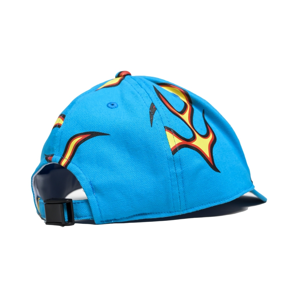 MIGHTY FLAME CAP BLUE