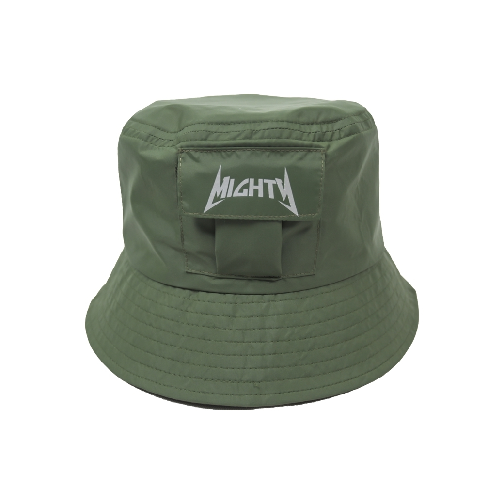 MIGHTY NYLON BUCKET ARMY GREEN