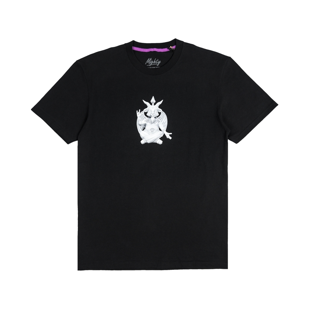 MIGHTY LIL SATAN T-SHIRT BLACK