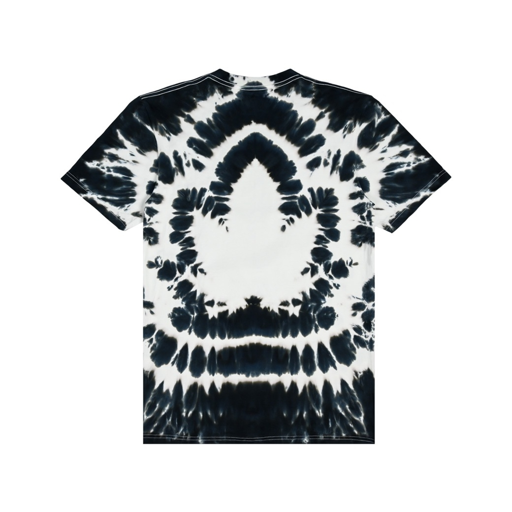 MIGHTY WANNA WEED UP T-SHIRT TIE DYE