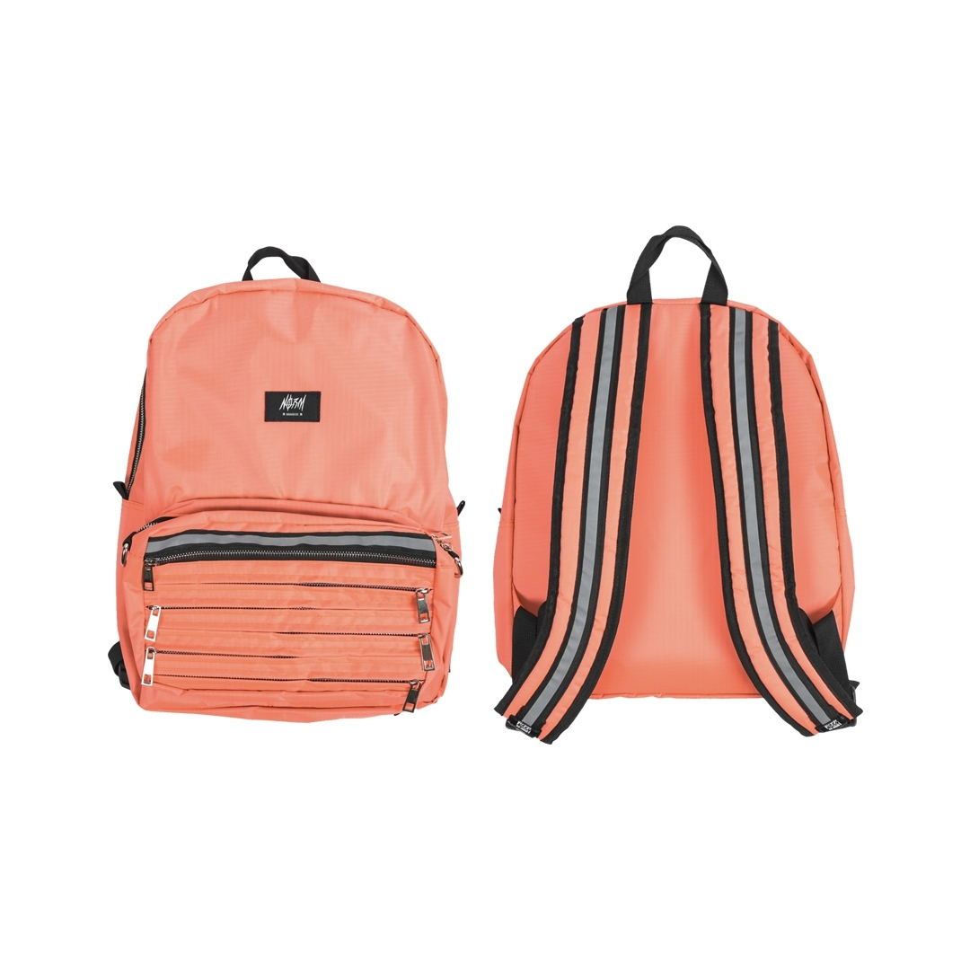 NORM THUNDER BACKPACK SALMON