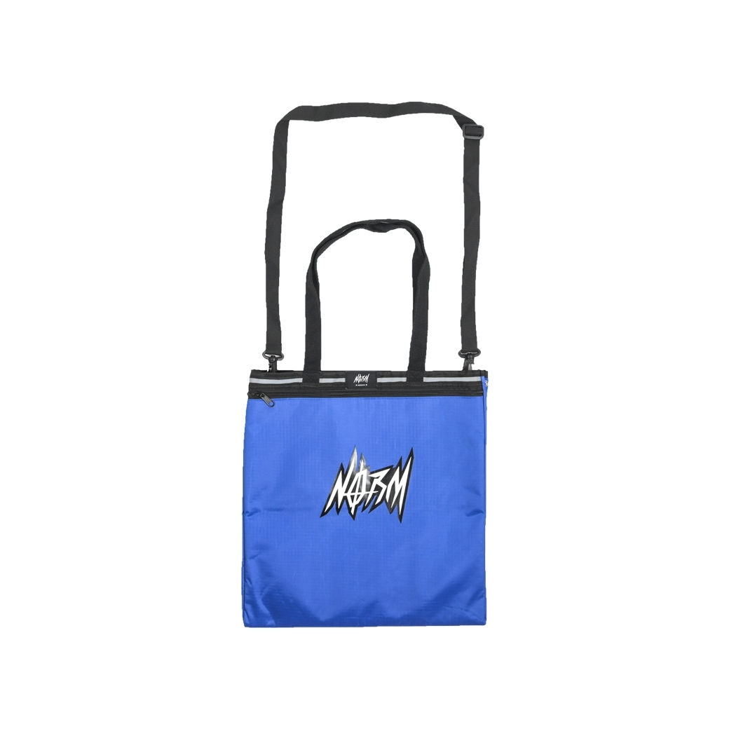 NORM THUNDER TOTE BAG BLUE