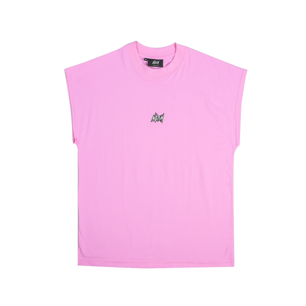NORM JUST NORM NOS T-SHIRT PINK