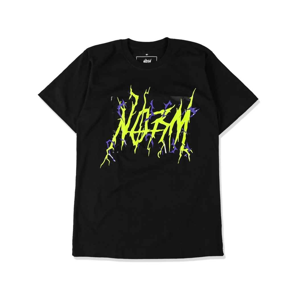 NORM GORE GREEN TEE BLACK