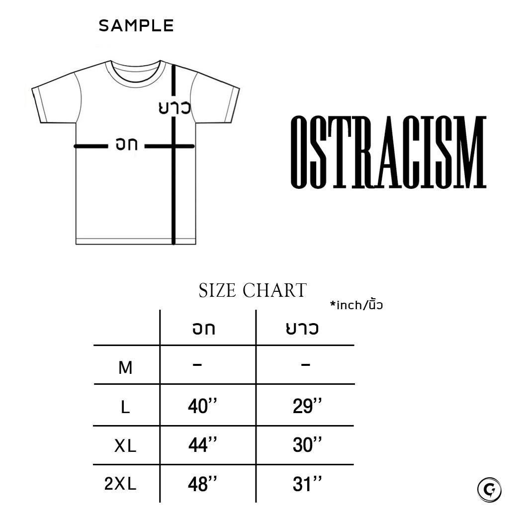 OSTRACISM HELLRAISER T-SHIRT BLACK