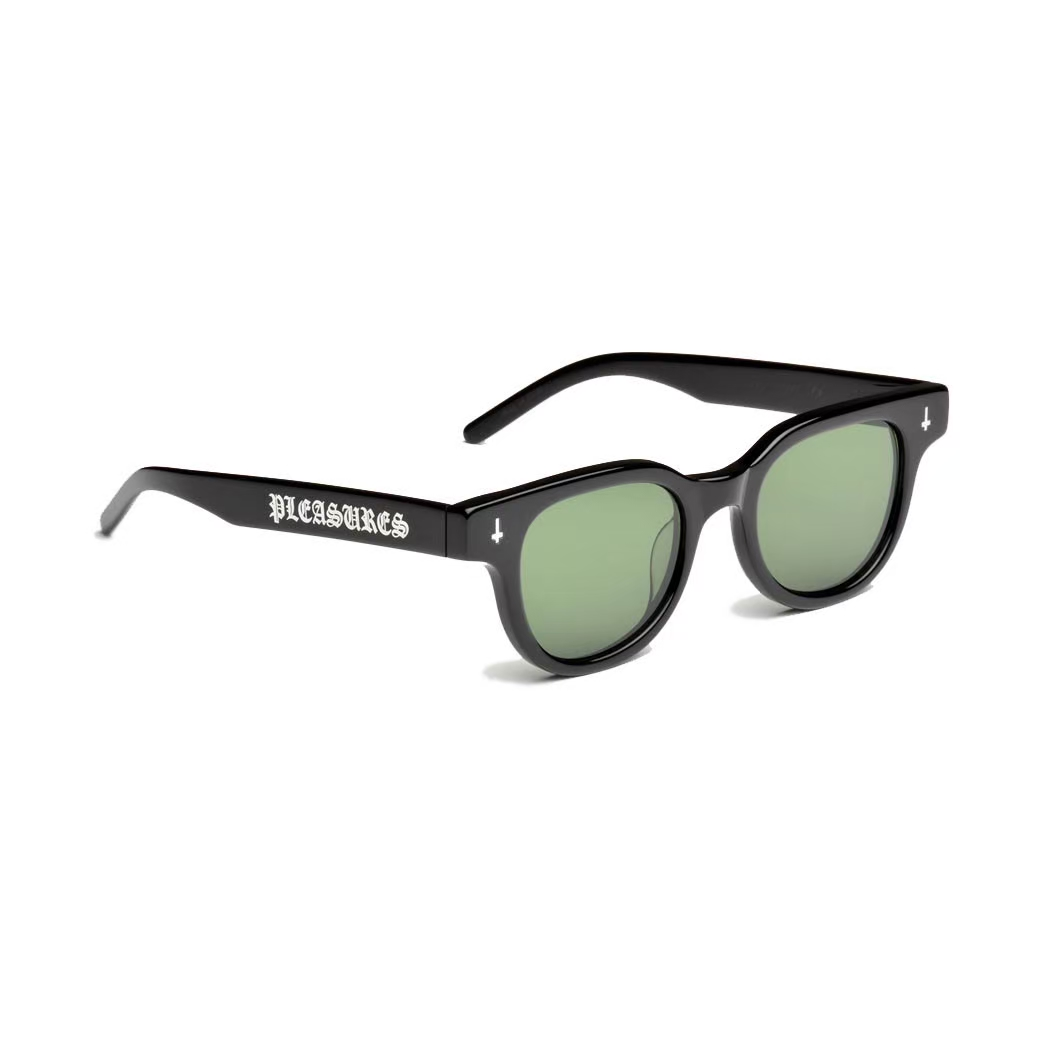 PLEASURES LEGACY SUNGLASSES BLACK