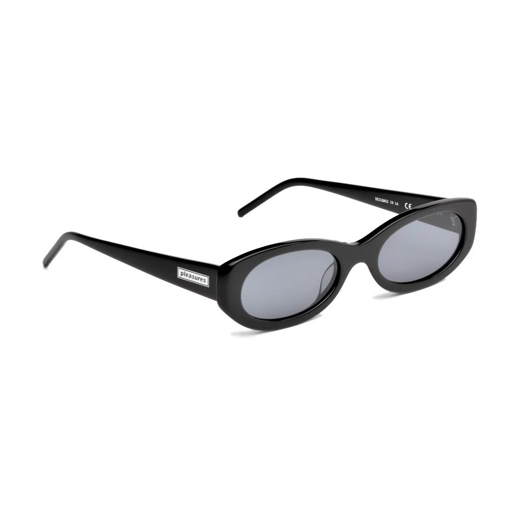 PLEASURES LITHIUM SUNGLASSES BLACK