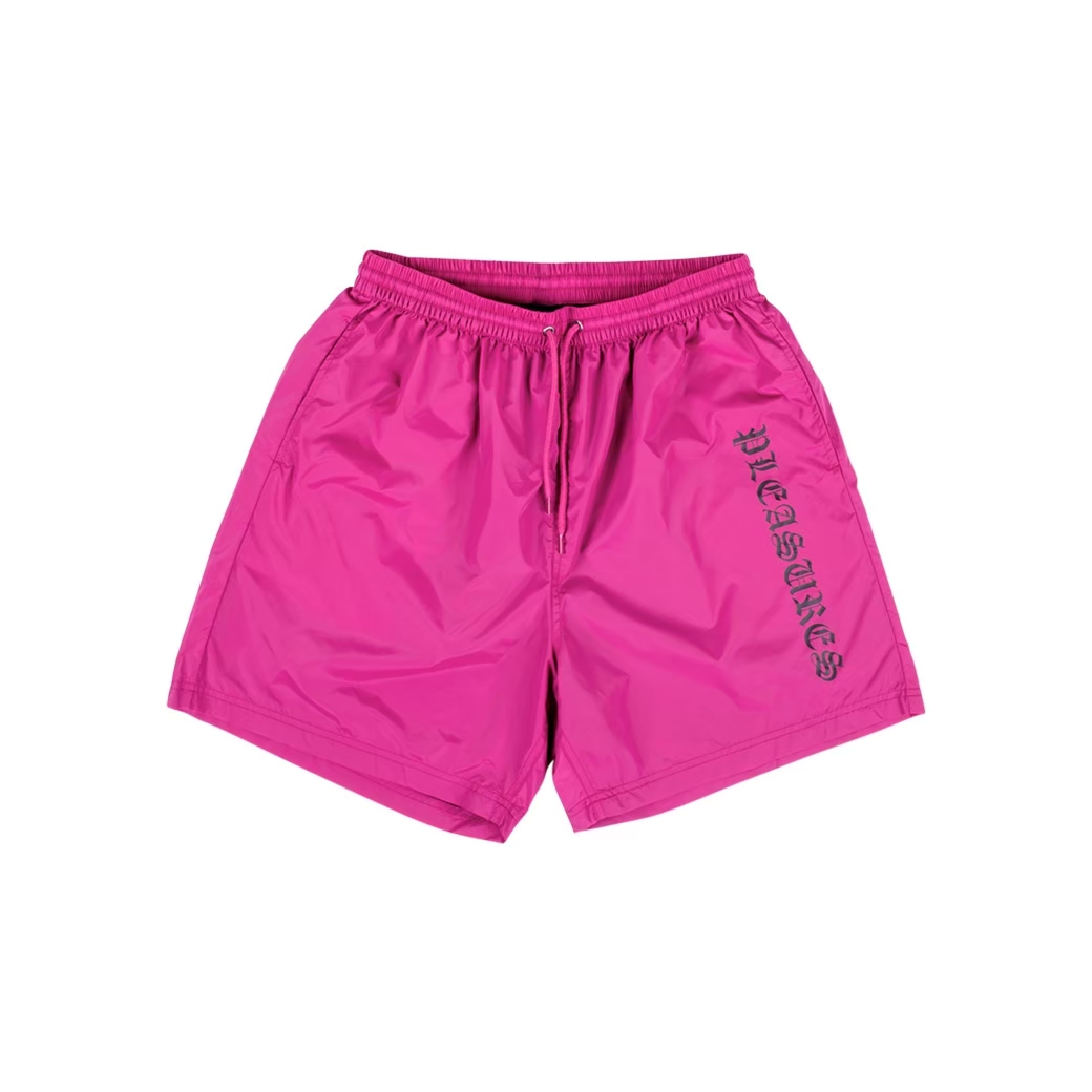 PLEASURES CULT SHORTS PINK