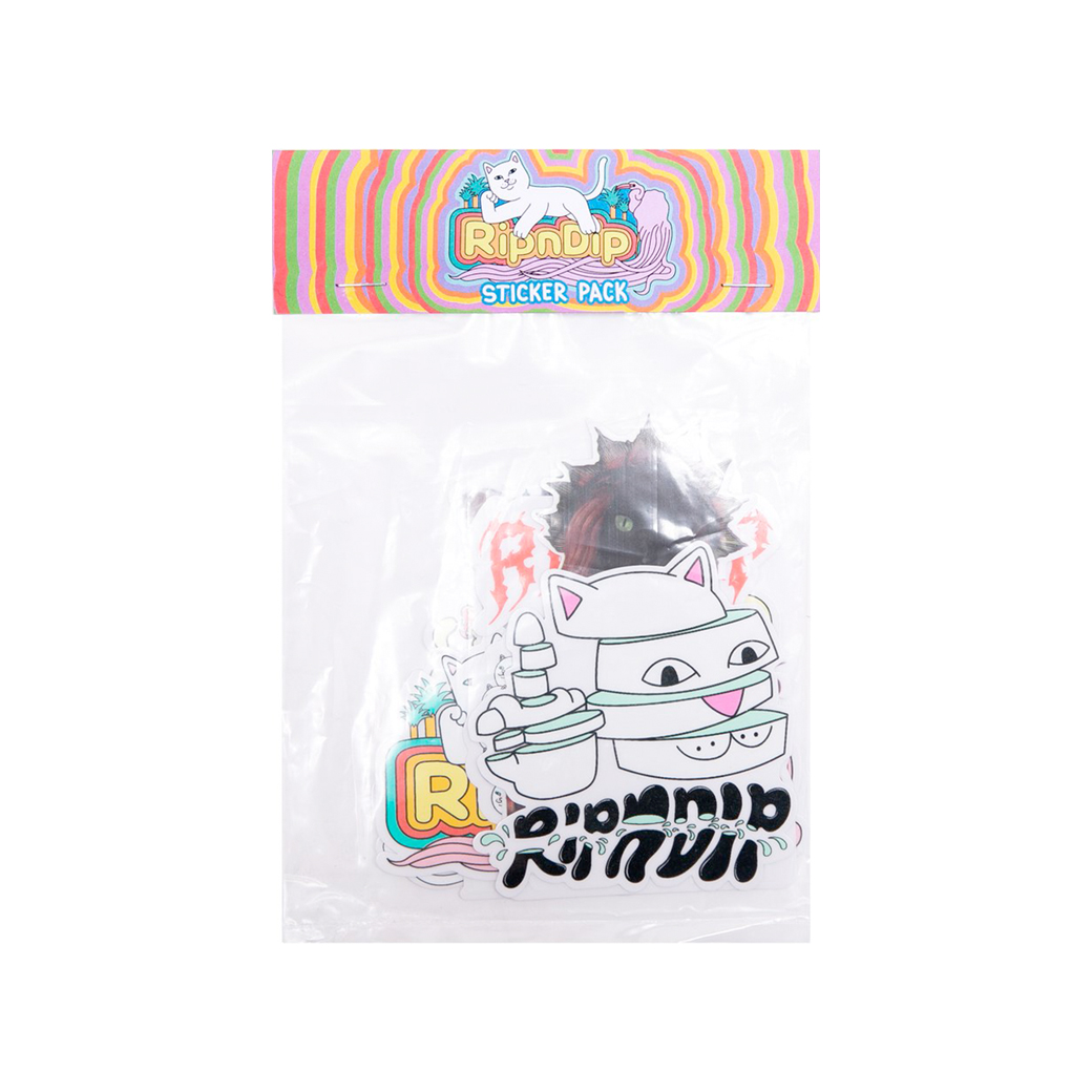 RIPNDIP SPRING 20 STICKET PACK