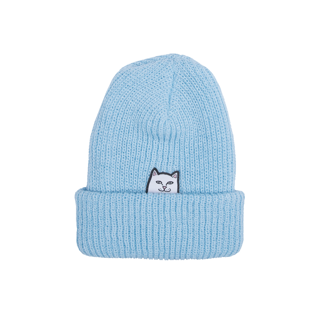 RIPNDIP LORD NERMAL BEANIE BLUE