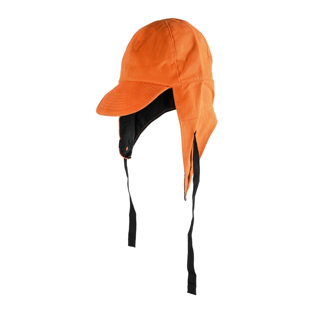 SMILE CLUB CUSTOM KURT HATS ORANGE