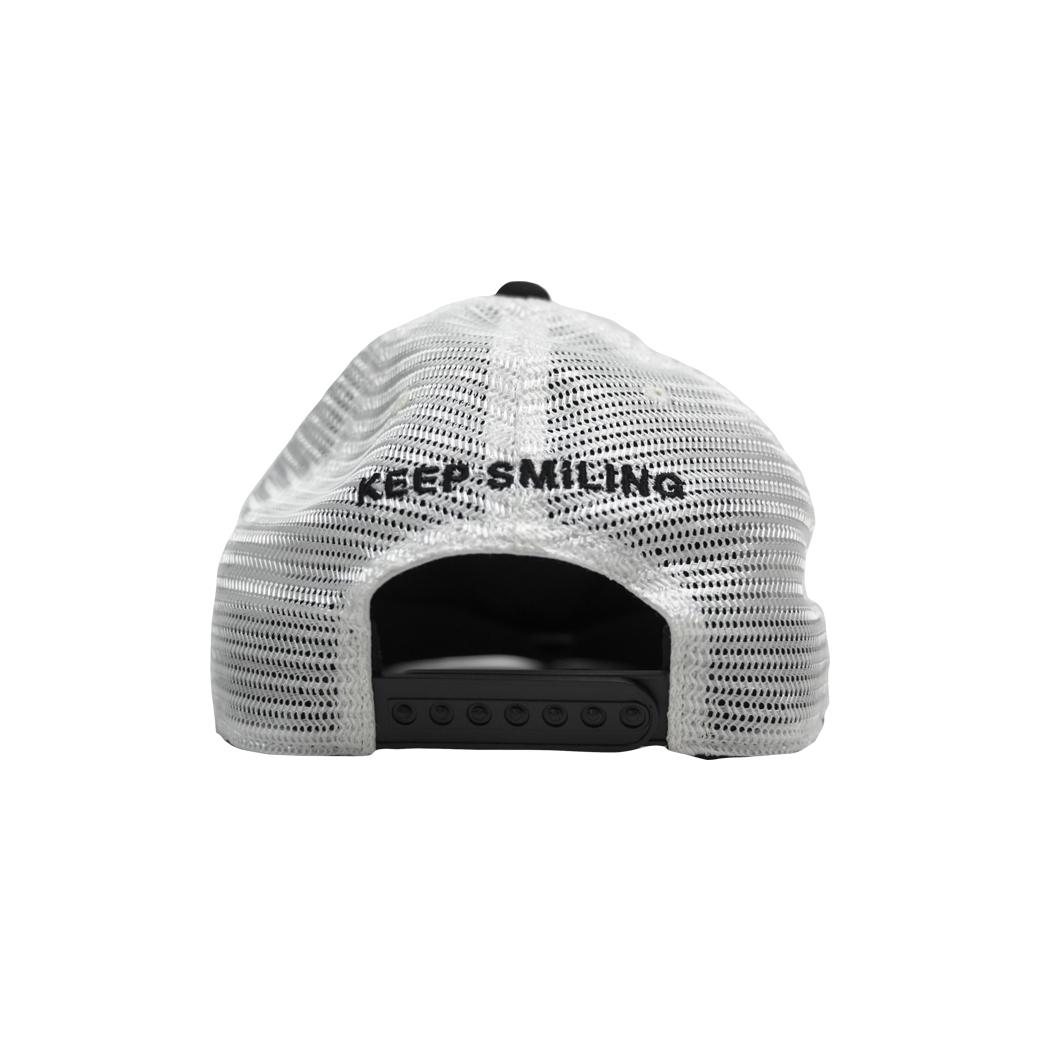 SMILE CLUB CUSTOM YIN YANG TRUCKER CAP