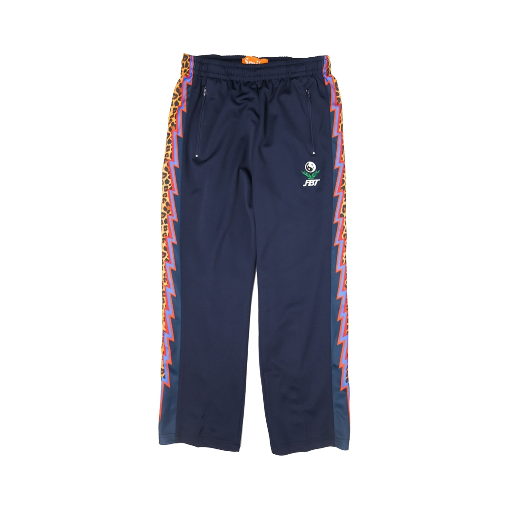 SMILE CLUB CUSTOM X FBT LEO PANTS BLUE