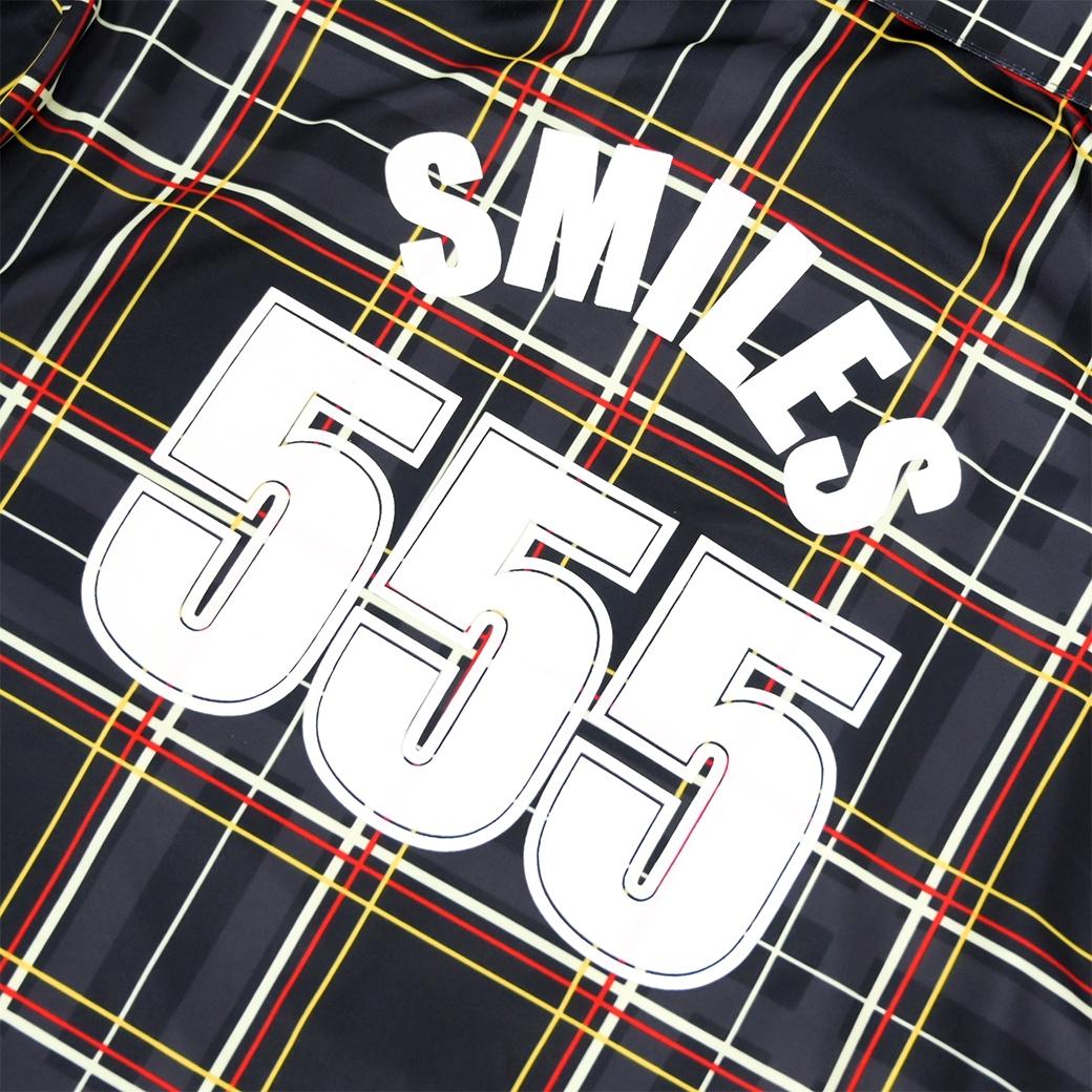SMILE CLUB CUSTOM X FBT LEO L/S SHIRT BLACK